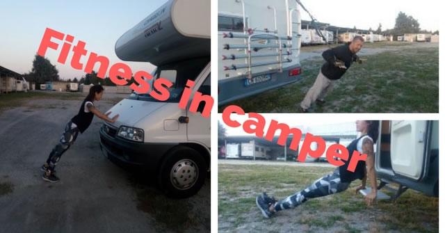 fitness camper