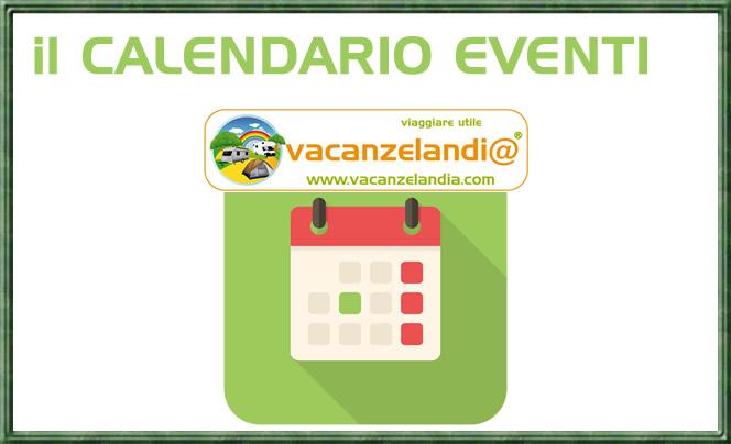 calendario eventi novembre2016