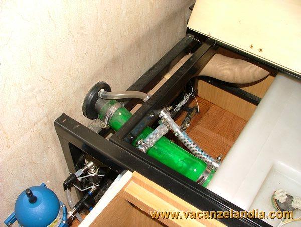 Vacanzelandia for Realizzare impianto idraulico fai da te
