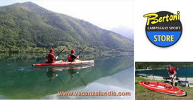bertoni store canoe kayak gonfiabili camper campeggio caravan 274s