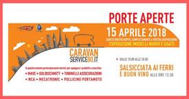caravan service bo news 274s