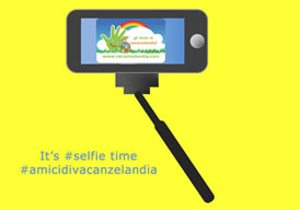 selfie time amicidivacanzelandia s