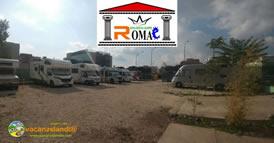 area camper romae 274s