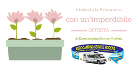 offerta primavera 2018 eurocamping service 274s