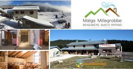 Malga Millegrobbe area camper 274s