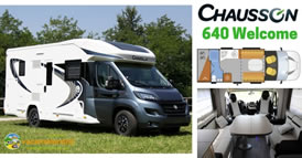 Chausson 640 welcome 2018 274s