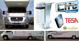 autolift system camper 274s