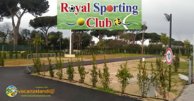 area camper royal sporting club 274s