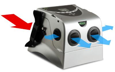 Condizionatori raffrescatore evaporativo come funziona - Condizionatore perde acqua dentro casa ...
