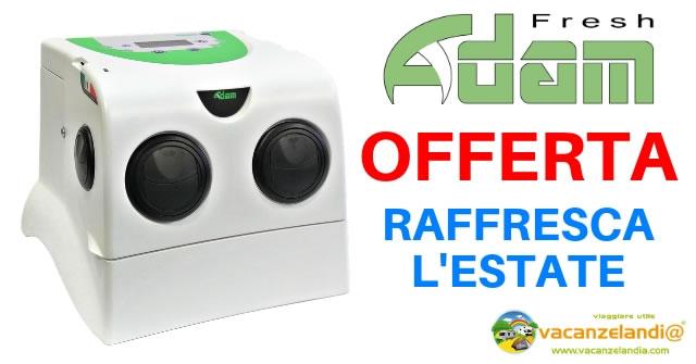 adamfresh offerta raffresca estate