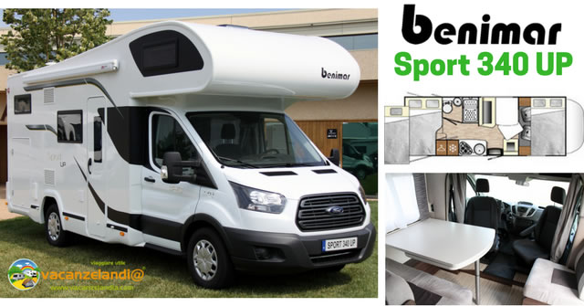 Benimar Sport 340 UP