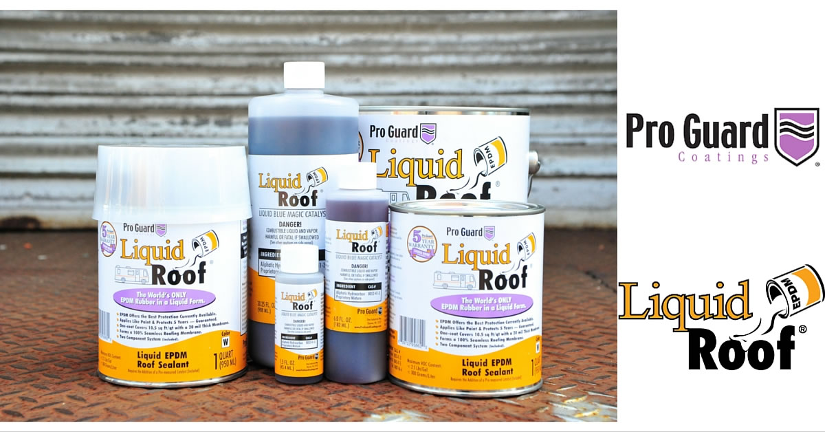 liquid roof new