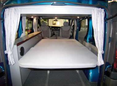 Camperoutlet a 2017 con tante novit e il noleggio for Kit trasformazione furgone in camper