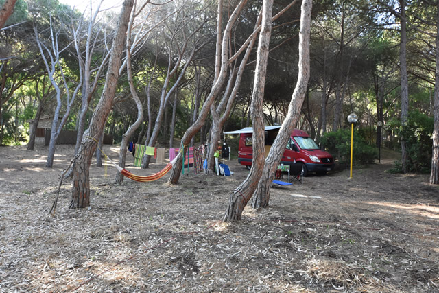 camping is arenas piazzole 2