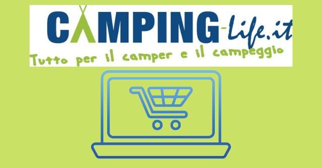 camping life copertina