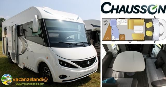chausson 6010 2017
