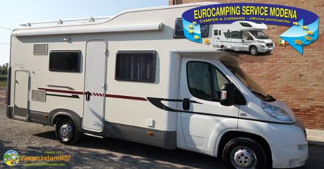 eurocamping service modena officina camper