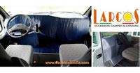 larcos copricruscotto coverhood camper inverno 200s