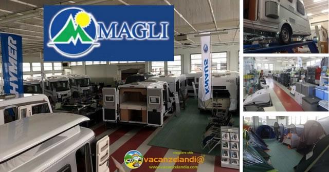 magli caravan camper concessionaria ozzano emilia