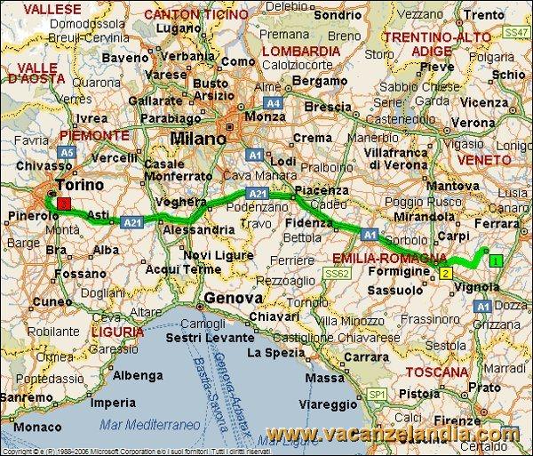 Cartina Piemonte Torino.Torino Cartina Piemonte